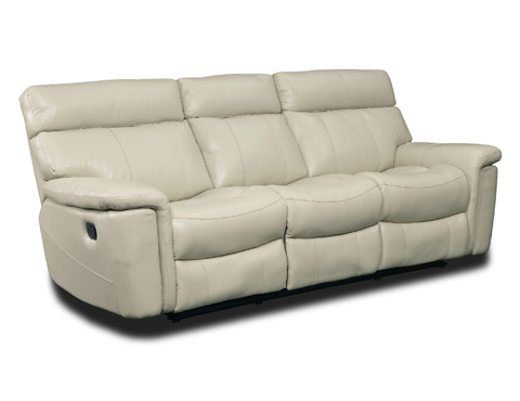 Hooker Furniture - Taupe Motion Sofa - SS620-03-082