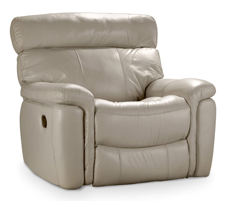 Hooker Furniture - Taupe Power Recliner - SS620-PWR-082