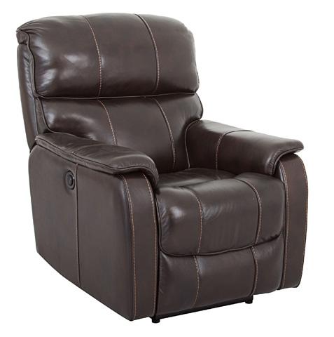 Hooker Furniture - Walnut Power Recliner - SS626-PWR-088