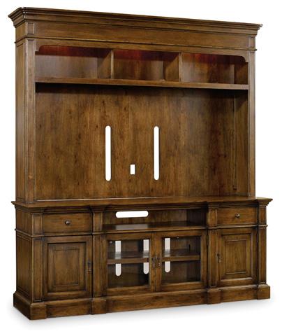 Hooker Furniture - Archivist Two-Piece Entertainment Group - 5447-55202
