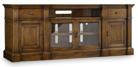Hooker Furniture - Archivist Entertainment Console - 5447-55485