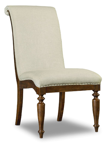 Image of Archivist Upholstered Side Chair