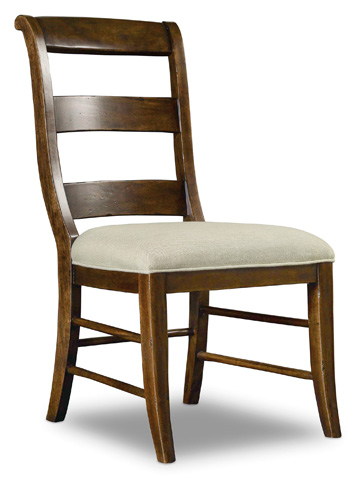 Image of Archivist Ladderback Side Chair