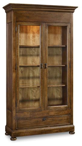 Hooker Furniture - Archivist Display Cabinet - 5447-75908