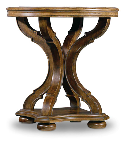 Image of Archivist Round End Table