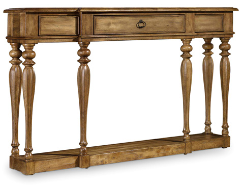 Hooker Furniture - Archivist Accent Narrow Console Table - 5447-85002A-TOFFEE