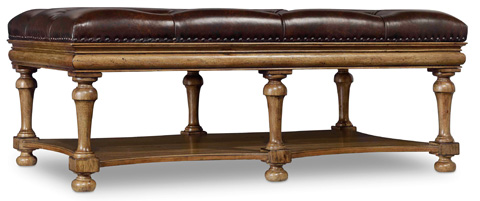 Image of Archivist Accent Ottoman