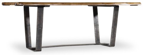 Hooker Furniture - Live Edge Dining Table - 5590-75200