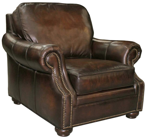 Hooker Furniture - Sedona Chateau Chair - SS185-01-089