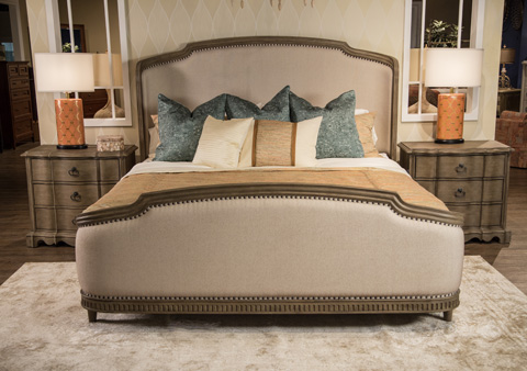 Image of Corsica Collection Queen Bedroom Set