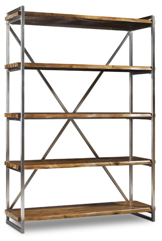 Image of Live Edge Etagere