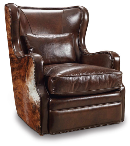 Image of Isadora Swivel Club Chair
