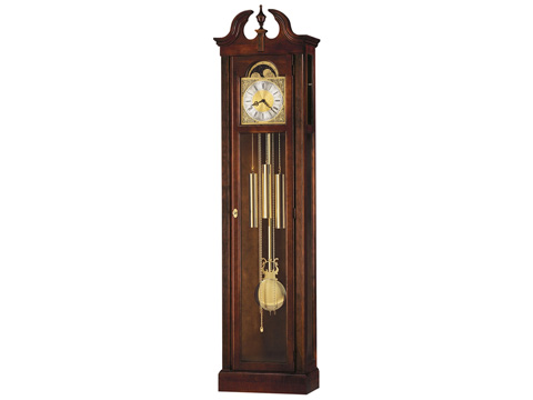 Howard Miller Clock Co. - Chateau Floor Clock - 610-520