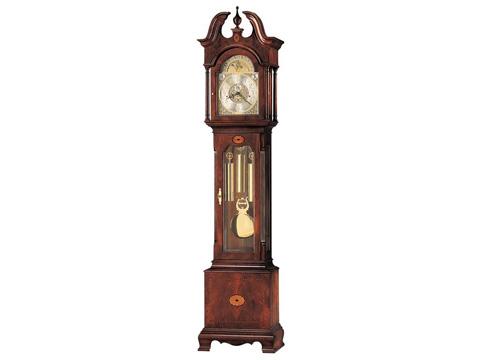 Howard Miller Clock Co. - Taylor Floor Clock - 610-648