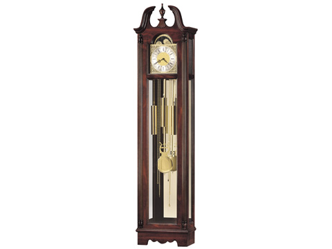 Howard Miller Clock Co. - Nottingham Floor Clock - 610-733