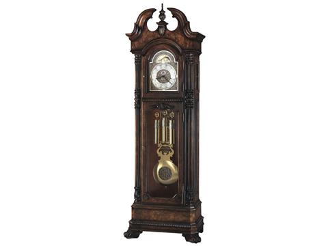 Howard Miller Clock Co. - Reagan Floor Clock - 610-999