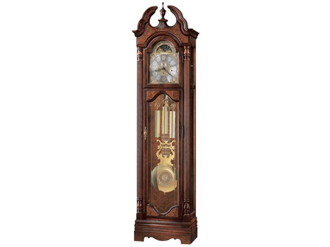Howard Miller Clock Co. - Langston Floor Clock - 611-017