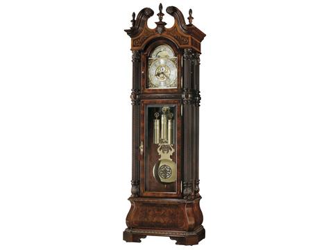 Howard Miller Clock Co. - The J. H. Miller Floor Clock - 611-030