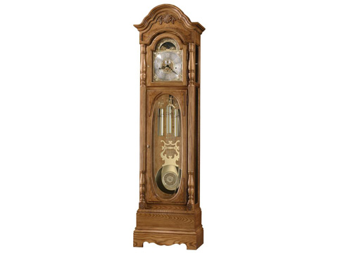 Howard Miller Clock Co. - Schultz Floor Clock - 611-044