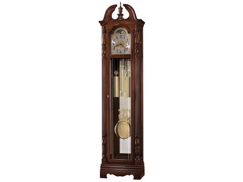 Howard Miller Clock Co. - Duvall Floor Clock - 611-070