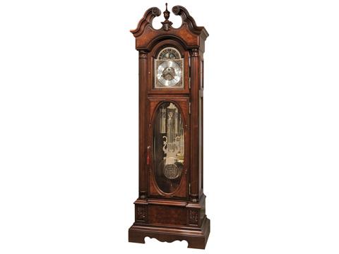 Howard Miller Clock Co. - Coolidge Floor Clock - 611-180