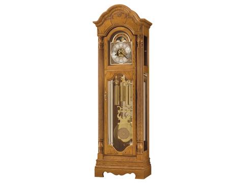 Howard Miller Clock Co. - Kinsley Floor Clock - 611-196