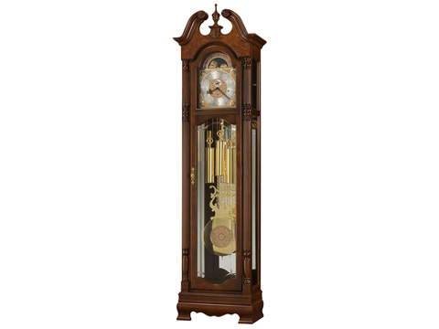 Howard Miller Clock Co. - Baldwin Floor Clock - 611-200