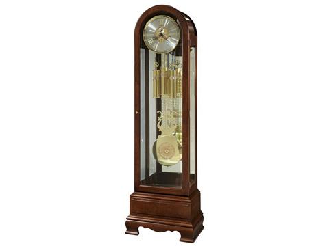 Howard Miller Clock Co. - Jasper Floor Clock - 611-204