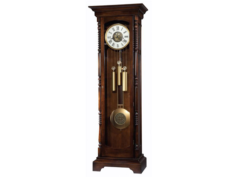 Howard Miller Clock Co. - Kipling Floor Clock - 611-206