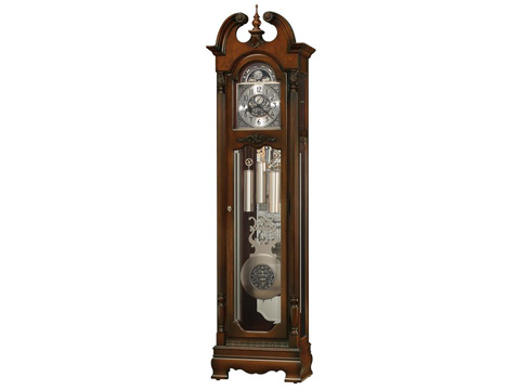 Howard Miller Clock Co. - Grayland Floor Clock - 611-244