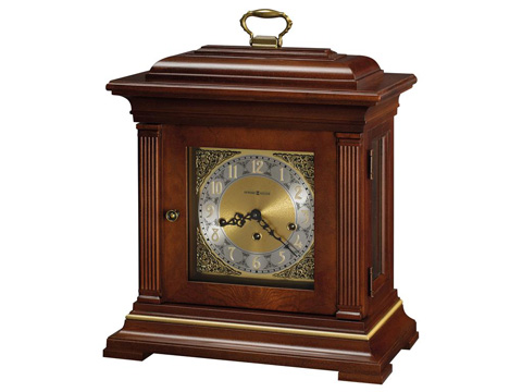 Howard Miller Clock Co. - Thomas Tompion Table Clock - 612-436