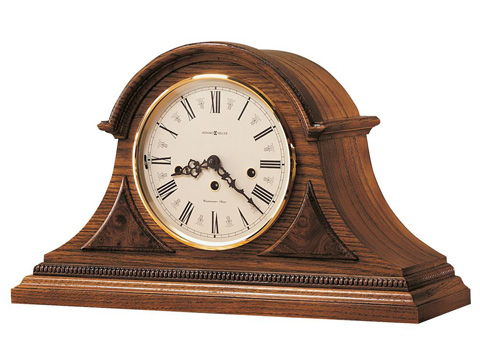 Howard Miller Clock Co. - Worthington Table Clock - 613-102