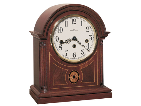 Howard Miller Clock Co. - Barrister Table Clock - 613-180