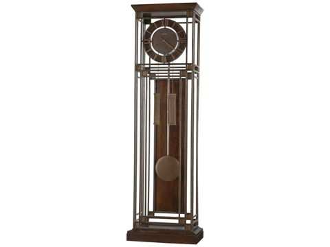 Howard Miller Clock Co. - Tamarack Floor Clock - 615-050
