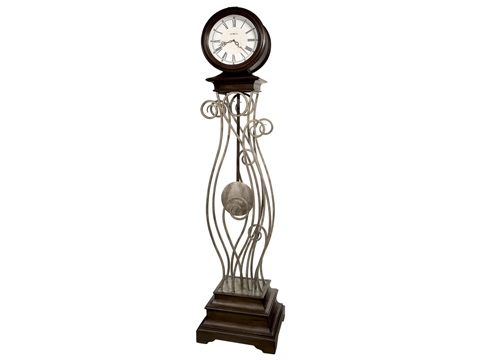 Howard Miller Clock Co. - Tennille Table Clock - 615-064