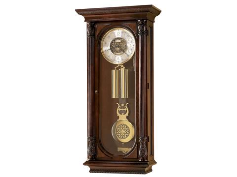 Howard Miller Clock Co. - Stevenson Wall Clock - 620-262