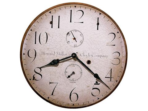 Howard Miller Clock Co. - Original Howard Miller III Wall Clock - 620-314