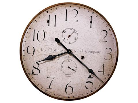 Howard Miller Clock Co. - Original Howard Miller IV Wall Clock - 620-315