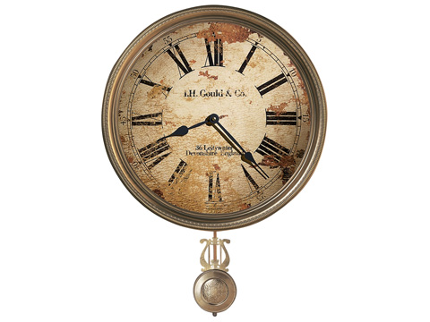 Howard Miller Clock Co. - J.H. Gould and Co. III Wall Clock - 620-441