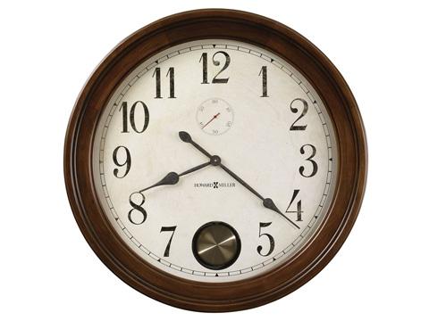 Howard Miller Clock Co. - Auburn Wall Clock - 620-484