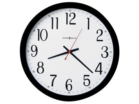 Howard Miller Clock Co. - Gallery Wall Clock - 625-166