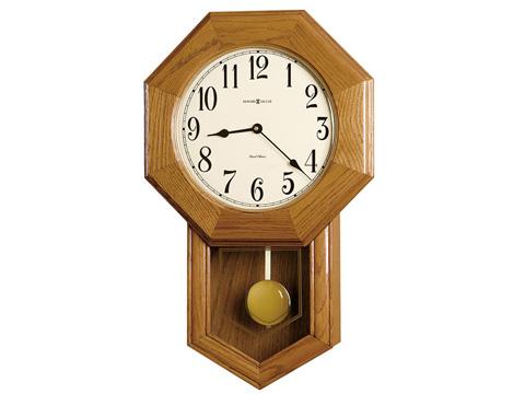 Howard Miller Clock Co. - Elliott Wall Clock - 625-242