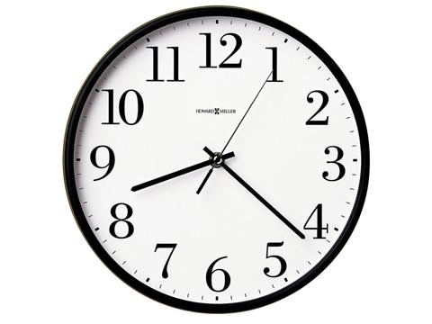 Howard Miller Clock Co. - Office Mate Wall Clock - 625-254