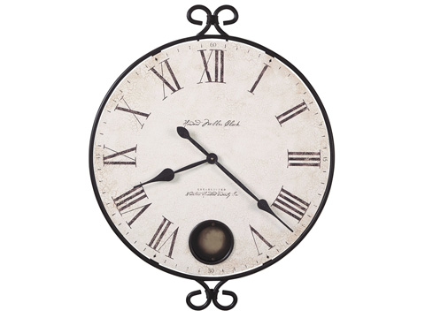 Howard Miller Clock Co. - Magdalen Wall Clock - 625-310