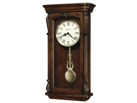 Howard Miller Clock Co. - Henderson Wall Clock - 625-378