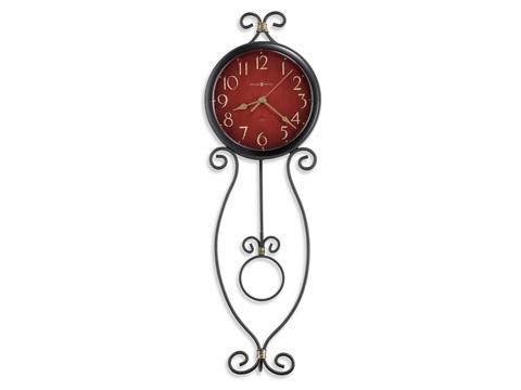 Howard Miller Clock Co. - Addison Wall Clock - 625-392