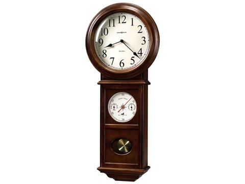 Howard Miller Clock Co. - Crowley Wall Clock - 625-399