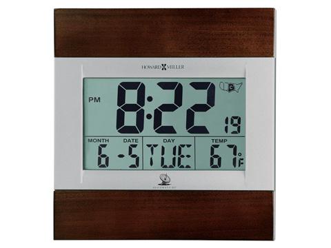 Howard Miller Clock Co. - Techtime III Wall Clock - 625-429