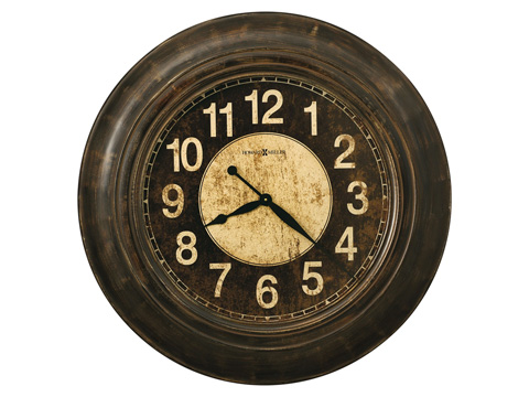 Howard Miller Clock Co. - Bozeman Wall Clock - 625-545