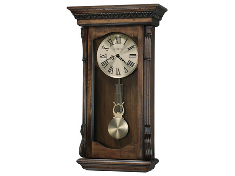 Howard Miller Clock Co. - Agatha Wall Clock - 625-578